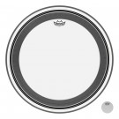 """Remo 22"""" Clear Powerstroke Pro Bass Drumhead"""