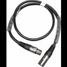 Showpro ShowPro DMX Cable 1m 3pin