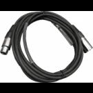 Showpro ShowPro DMX Cable 3m 3pin