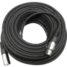 Showpro ShowPro DMX Cable 30m 3pin