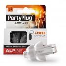 Alpine Ear Plugs - Party Plugs Transparent