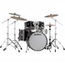 Yamaha Recording Custom Euro Drum Kit in Solid Black