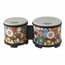 """Remo RH-5600-00 5""""/6"""" Rhythm Club Kids Bongo Drum"""