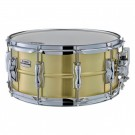 "Yamaha Recording Custom Brass Snare Drum - 14"" x 6.5"""
