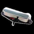 ROSWELL - RTEKN  Stacked Tele Single Coil Humbucking Pickup : Neck Chrome.