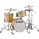 Yamaha Stage Custom Bop 4pc Drum Kit in Natural Wood