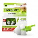 Alpine Ear Plugs - SleepSoft with Mini Grip