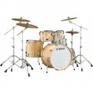 "Yamaha Tour Custom Maple 22"" Euro Drum Kit in Butterscotch Satin"