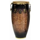 "Toca LE Series 11-3/4"" Wooden Conga in Burl Oak"