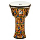 "Toca Freestyle Series Mech Tuned Djembe 9"" in Kente Cloth"