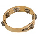"""Toca 10"""" Players Series Wooden Tambourine with Double Row"""