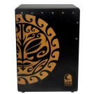 Toca Extended Range Bass Reflex Cajon with Tiger Mask Design