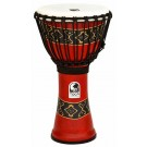 "Toca Freestyle 2 Series Djembe 10"" in Bali Red"