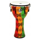 "Toca Freestyle 2 Series Mech Tuned Djembe 12"" in Spirit Pattern"