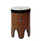 "Toca Freestyle 2 Series 14"" Nesting Tom Tom in Kente Cloth"