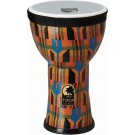 "Toca Freestyle 2 Series Doumbek 6"" in Kente Cloth"