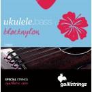 GALLI - UXB810  Bass Ukulele strings.
