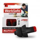Alpine Ear Plugs - WorkSafe