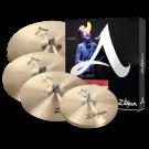 Zildjian A391 A Cymbal Package - Sweet Ride