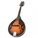 Bourbon Street AM-10E/AS Electric Acoustic Mandolin