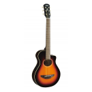 Yamaha APXT2 3/4 Size Acoustic Guitar w/ Pickup - Old Violin Sunburst