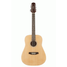 Ashton D20/12 12 String Acoustic Guitar