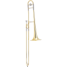 Bach BATB600 Student Trombone with 12C Mouthpiece