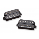 Seymour Duncan Pickups − Black Winter Humbucker Set Black