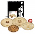 Meinl Byzance Vintage Sand Cymbal Pack Set
