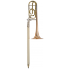 Conn C52H Artist Dual Bore Handslide Lacquered Finish Trombone