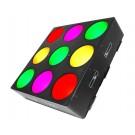 Chauvet DJ Core 3×3 LED Modular Pixel Panel Wash Light