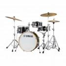 "Yamaha Stage Custom Birch 20"" Crosstown Hip Drum Kit in Raven Black"