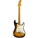 Fender Custom Shop Tomatillo Stratocaster III - Relic Faded Aged Chocolate 2-Col Sunburst