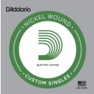 D'Addario NW052 .052 Gauge Single String