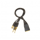 Planet Waves DB25 Breakout to TRS M