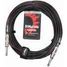 DiMarzio EP1718B 18ft Premium Guitar Lead - Black