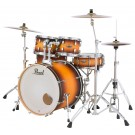 "Pearl Decade Maple 22"" Fusion Plus Drum Kit with Hardware in Classic Satin Amburst"
