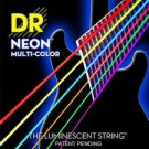 DR Strings 9-42 Multi-Colour Electric Strings