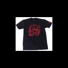 Gibson - Gibson Firebird T-Shirt X-Large Black
