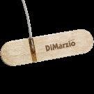 Dimarzio Black Angel Piezo Pickup DP235