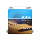 D'Addario EPBB170 Phosphor Bronze Acoustic Bass Strings 45-100