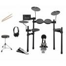 Yamaha DTX452KPLUS Electronic Drum Kit Package