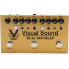 Truetone Visual Sound Dual Tap Delay V3 Pedal