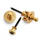 Duesenberg Drop Stop Strap Locks in Gold