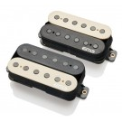 EMG Pickups Jim Root JR Daemonum Set in Zebra