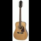 Epiphone DR-212 12 String Acoustic Natural