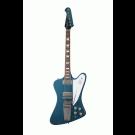 Gibson Murphy Labs 63 Firebird Ultra Light Aged Electric Guitar In Pelham Blue