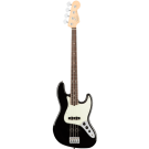 Fender American Pro Jazz Bass with Rosewood Fingerboard in Black