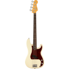Fender American Professional II Precision Bass, Rosewood Fingerboard, Olympic White