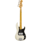Fender CS 1958 Precision Bass Journeyman Relic in Aged White Blonde
